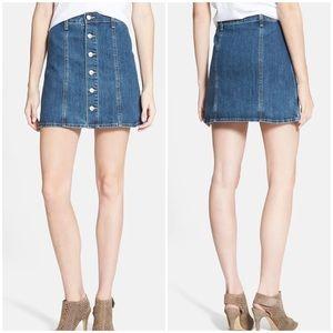 AG The Kety Denim Skirt Alexa Chang